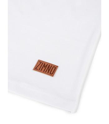 T-Shirt Basic Męski Biały