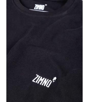 T-Shirt Basic Męski Czarny