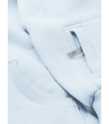 Bluza Hoodie Błękit