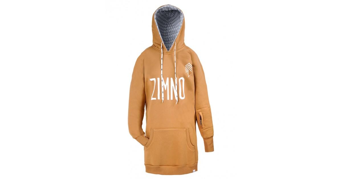 długa bluza hoodie z kapturem