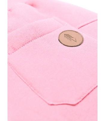 Spodnie dresowe różowe