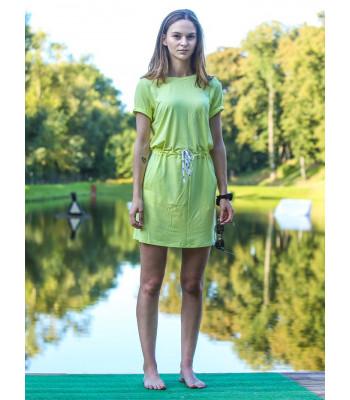Sukienka Dresówka